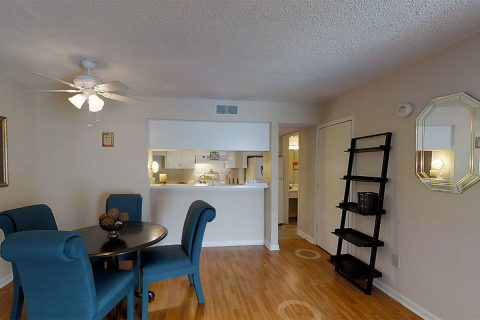2 bed, 2 bath renovated virtual tour