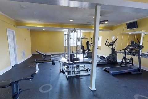 fitness center virtual tour